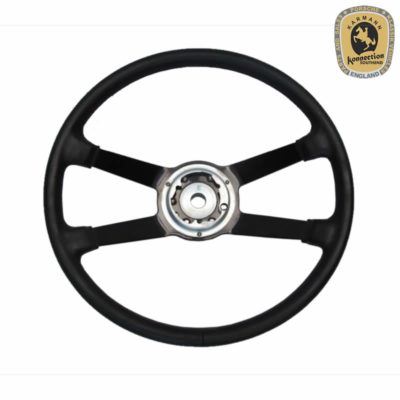 Porsche 911/12/14 Reproduction Leather 380mm Steering Wheel
