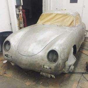 Ritchies Porsche 356 - 1958