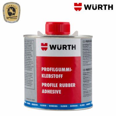 Wurth Profile Rubber Adhesive 250ml