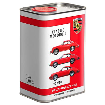 Porsche classic motor oil 20/50 1L