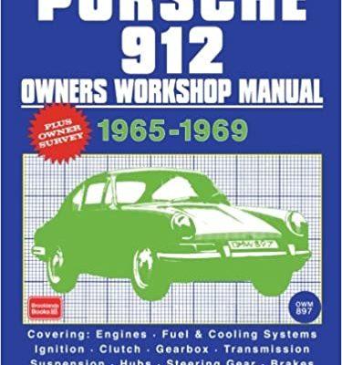 Porsche 912 Owners workshop manual 1965-1969