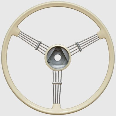 Porsche 356 Petri banjo 400mm steering wheel (kk exclusive) 1950-52/550 spyders