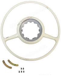 Porsche 356A & Conv D Full circle horn ring