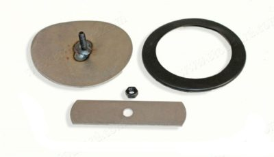 Porsche 911/912 Torsion Bar Cover Kit with seal 1965-73 (2 required)