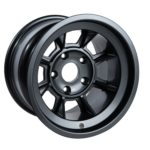 """Group 4 Wheel PAG1590P Satin Anthracite 15 x 10""""."""