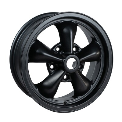 "Group 4 wheel TT1555 Grey/Black 15 x 6"""