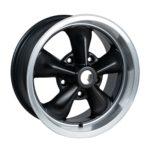 "Group 4 wheel TT1570/32 Grey/Black/Cut Dish 15 x 7"" ET32"