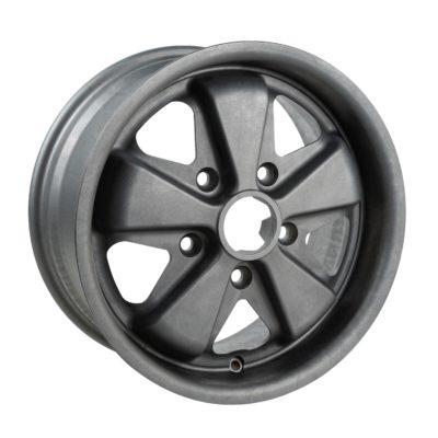 DP7R Bare Aluminium 15x7 ET49