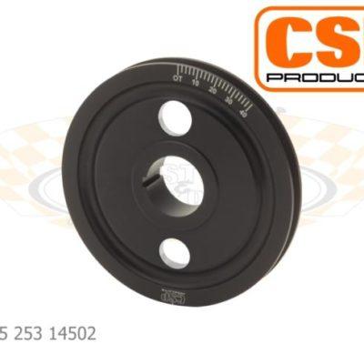Crank Pulley Porsche 356/912 CSP 145mm 2-Hole