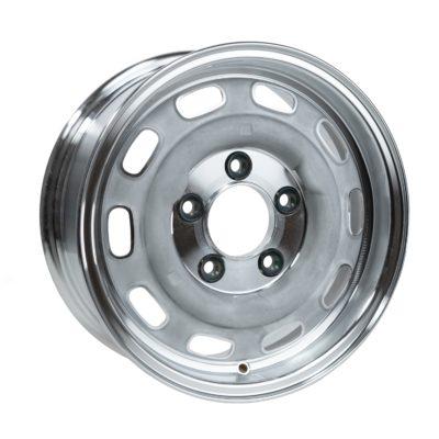 "LMZ1560 Bare Aluminium 15 x 6""."