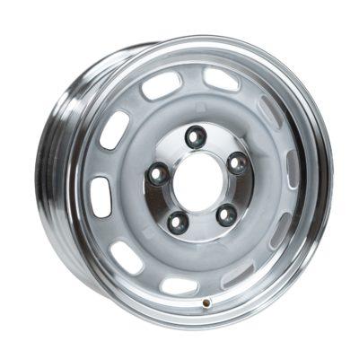 "LMZ1550 Bare Aluminium 15 x 5""."