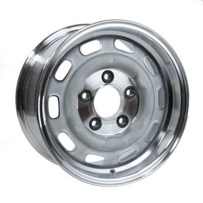 """LMZ1570/32 Bare Aluminium 15 x 7"""" ET32"""