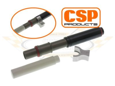 CSP Push Rod Tubes for 356/912 complete set with Mounting Tool