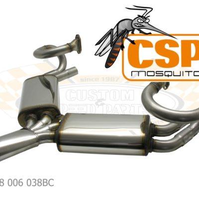 CSP Exhaust Mosquito CSP Porsche 356B/C