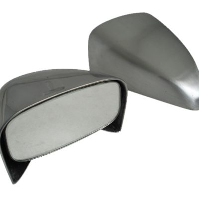 Porsche Spyder RHS mirror, accurate reproduction copied from an original G.T. mirror.