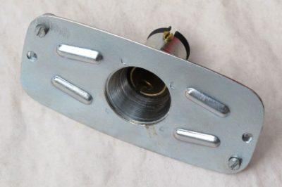 Tail light for Porsche 356 1950-52 superb reproduction unit/bulb holder, each
