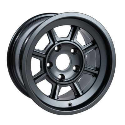 """Group 4 Wheel PAG1580P Satin Anthracite 15 x 8""""."""