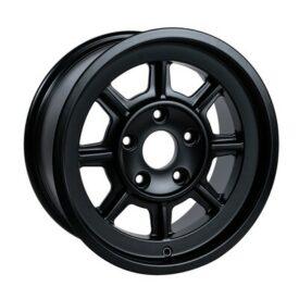 "Group 4 wheel PAG1680 Satin Black 16 x 8"""