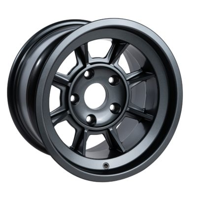 """Group 4 Wheel PAG1590P Satin Anthracite 15 x 9""""."""