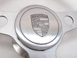 Porsche 911R style horn button