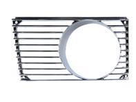 Fog Light Grille, Right , for 914 1970-1976 in chrome