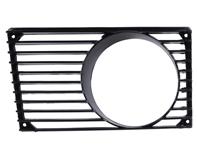 Fog Light Grille, right for 914 1970-1976 in black