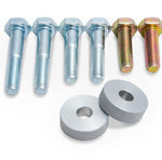 Bump Steer Kit for 911 912 and 914. A must for lowered Porsches! Fits 911 912 914 1965-1989