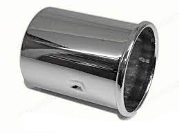 Exhaust Tip, Chrome for 911