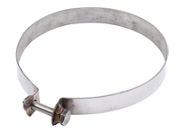 Muffler retaining strap. 2 required. Fits all 911 models from 1965 through 1983.