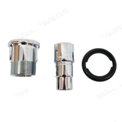 Rear Trunk Push Button Lock for 914