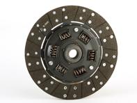 Clutch friction disc with a sprung center hub. 240mm diameter.