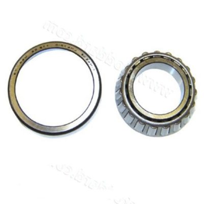 nner wheel bearing, roller type, 2 required. Fits all 911 and 912 models from 1965-89, as well as 356C models. This is the tapered roller bearing for the inner side of 356C and 911 spindles. It's a 2-piece bearing: the outer ring is marked LM67010; the inner race is marked LM67048. ID is 31,75 mm; OD is 59,13 mm.